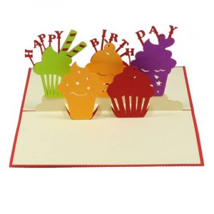 BG002-Birthday-cup-cakes-pop-up-greeting-card-3D-pop-up-card-birthday-pop-up-card-1