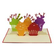 BG002-Birthday-cup-cakes-pop-up-greeting-card-3D-pop-up-card-birthday-pop-up-card-3