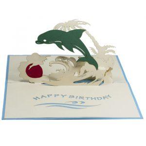 BG019-Birthday-Dolphin-pop-up-greeting-card-birthday-pop-up-cards-CharmPop-wholsale-edit (2)