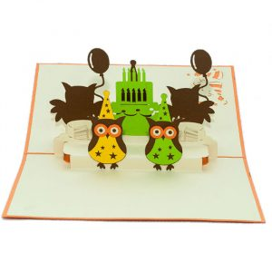BG032-Birthday-Owls-new-custom-pop-up-card-3d-gift-pop-up-cards-handmade-card-brithday-4