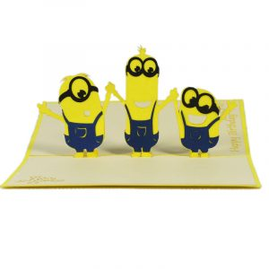 BG052-Minions-new-custom-design-pop-up-card-3d-pop-up-card-manufacture-vietnam-Charm Pop (1)