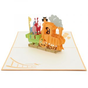 BG056-Birthday-Animal-Train-pop-up-card-3d-pop-up-card-manufacture-vietnam (2)