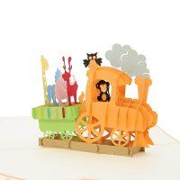 BG056-Birthday-Animal-Train-pop-up-card-3d-pop-up-card-manufacture-vietnam (3)