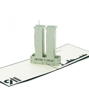 Customied-Twin-Tower-new-design-pop-up-card-2