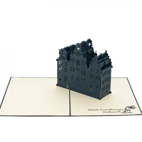 Customized-Dutch-House-3D-pop-up-greeting-card-building-pop-up-card-Charm Pop (1)