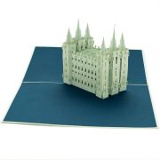 Customized-Salt-lake-city-temple-building-pop-up-card-3D-pop-up-card-2