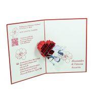 Customized-Wedding-congratulation-pop-up-card-wedding-card-Charm Pop (4)