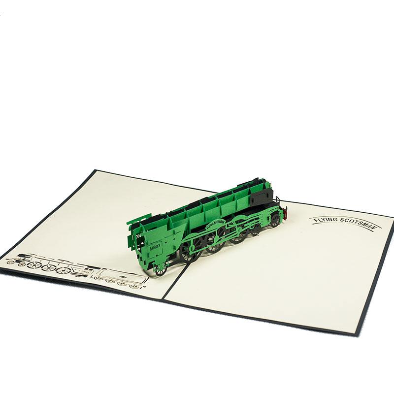 Customized-flying-scotsman-custom-Pop-up-card-1