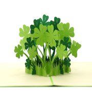 FL016-Lucky-Clover-Birthday-pop up card-3D-pop-up-card-wholesale-3d-Gift-pop-up-card-4-700×700.2.