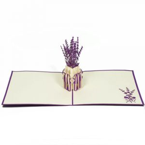 FL034-Lavender-3d-pop-up-card-manufacture-vietnam-Charm Pop (2)