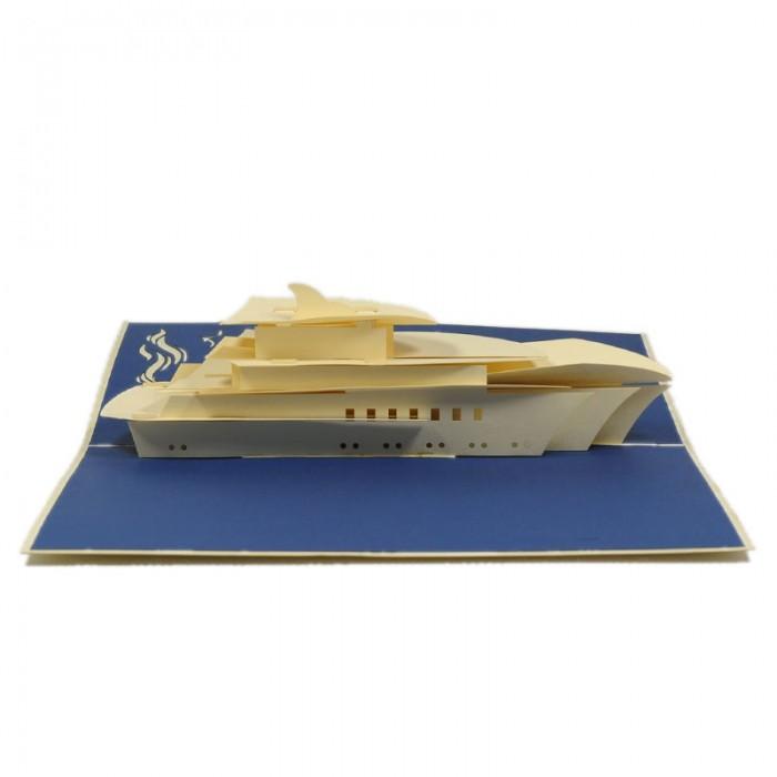 FS042-Yatch-2-custom-pop-up-greeting-card-friendship-gift-pop-up-card-Charm Pop (3)