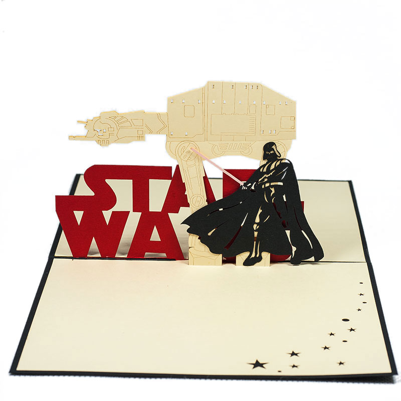FS046-Star-War-2-3D-popup-cards-friendship-Popup-card-Birthday card-Charm Pop (1)