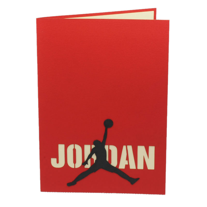 Basketball pop up card sport custom birthday card manufacture charm pop bookmarktalkfo Image collections