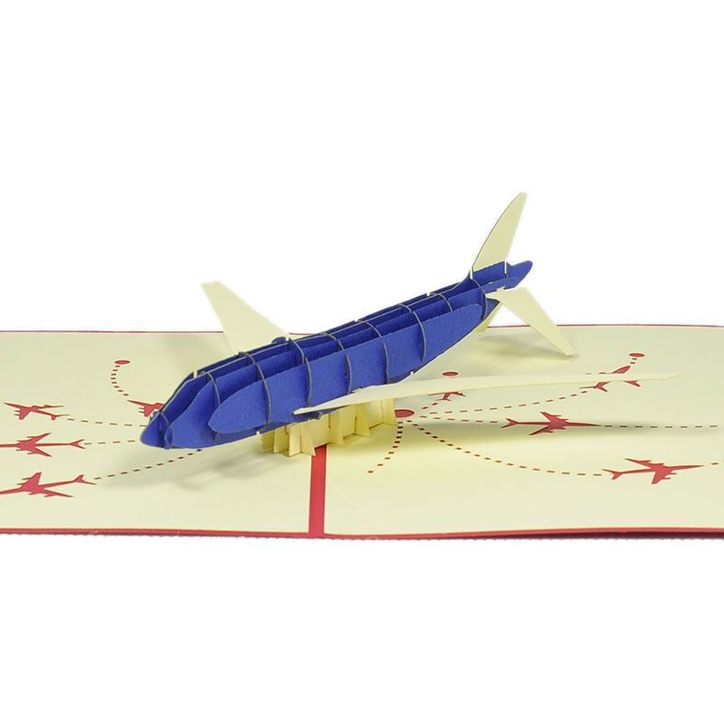 FS060-Plane-3-new-design-pop-up-card-custom-design-pop-up-card-company-Charm Pop-1 (2)