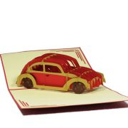 FS061-New-Car-2-friendship-pop-up-card-gift-card-3D custom card manufacture-Charm Pop (3)