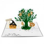 HW001-Halloween-Tree-Pop-up-Cards-3D custom card-Charm Pop (3)