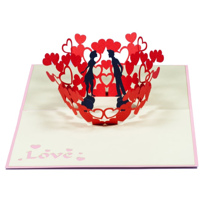 LV002-Kissing-Around-Hearts-3d-pop-up-card-manufacturer-in-vietnam-3D love card-custom-design-pop-up-greeting-card-CharmPop-wholsale-edit (2)