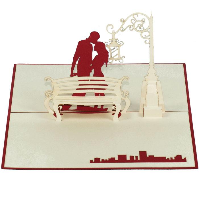 LV018-Couple-under-the-light-3d-pop-up-card-manufacturer-in-vietnam-3D love card-custom-design-pop-up-greeting-card-CharmPop-wholsale-edit (2)