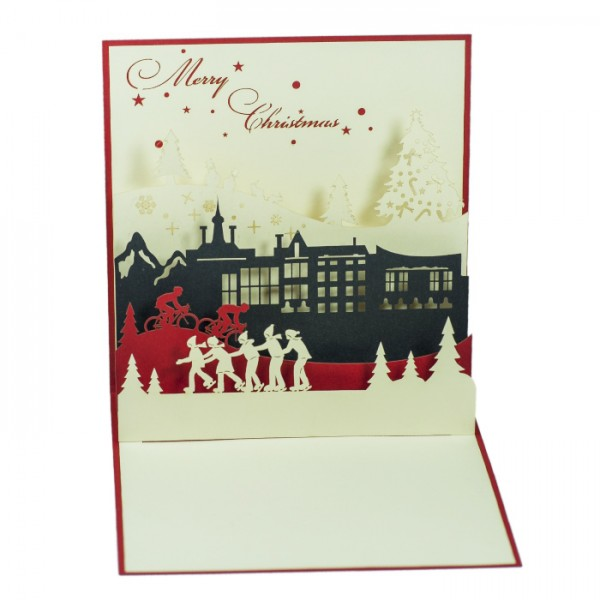 MC002-Holidays-Christmas-card-holiday-pop-up-card-3D-Pop-up-Card-Custom-Design-Charm Pop (2)