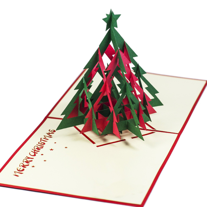 MC021-Noel-tree-Christmas-pop-up-card-new-design-card-wholesale-Charm Pop (2)