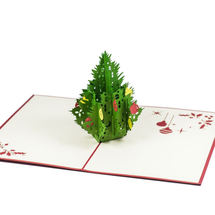 MC023-Noel-Tree-2-Christmas-Card-Christmas-card-holiday-pop-up-card-3D-Pop-up-Card-Custom-Design-Charm Pop (2)