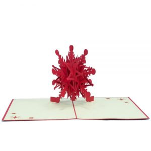 MC027-Snowflake-Christmas-greeting-card-Charm-Pop-Cards