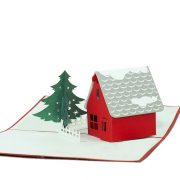 MC057-Chistmas-House-2-Pop-up-card-xmas-noel-card-gift-pop-up-card-Charm Pop Vietnam (3)
