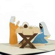 MC059-Nativity-scene-1-PopupCard-1-Christmas-card-holiday-pop-up-card-3D-Pop-up-Card-Custom-Design-Charm Pop (2)