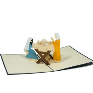 MC059-Nativity-scene-1-PopupCard-1-Christmas-card-holiday-pop-up-card-3D-Pop-up-Card-Custom-Design-Charm Pop (4)