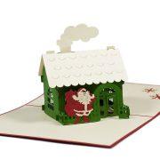 MC061-Christmas-House-pop-up-card-3D-Pop-up-Card-Custom-Design-Charm Pop (3)