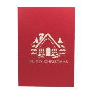 MC061-Christmas-House-pop-up-card-3D-Pop-up-Card-Custom-Design-Charm Pop (6)