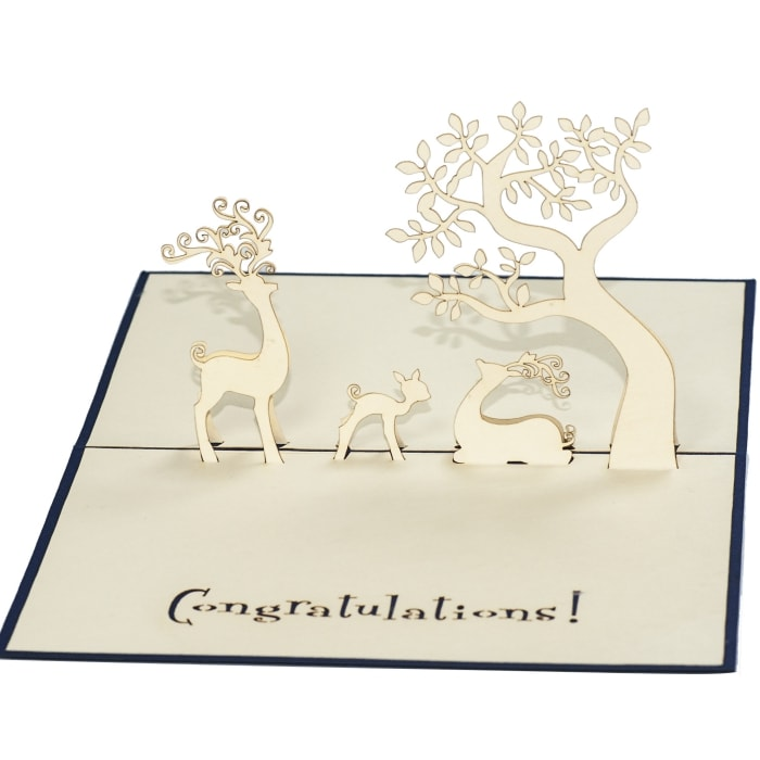 NB003-Deer-Family-new baby 3D Card-3d-card-manufacturer-in-vietnam-custom-design-pop-up-greeting-card-CharmPop-wholsale-edit (2)