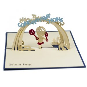 NB007-Its-a-boy-new baby 3D Card-3d-card-manufacturer-in-vietnam-custom-design-pop-up-greeting-card-CharmPop-wholsale-edit (2)