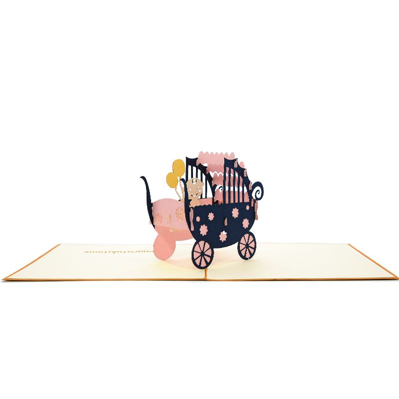 NB014-Baby-in-carriage-new-baby-3D-Card-3d-card-manufacturer-in-vietnam-custom-design-pop-up-greeting-card-CharmPop-wholsale (1)
