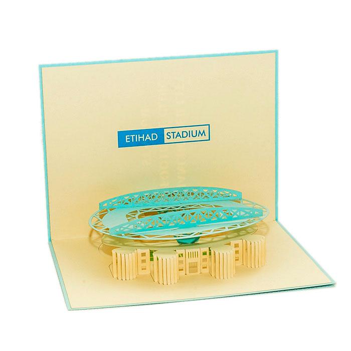 ST001-ETIHAD-STADIUM-3D-Pop-up-Card-football card-Custom-Design-sport 3D card-Charm Pop (1)