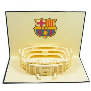 ST008-Barcelona-Stadium-3D-pop-up-card-Custom-Design-sport 3D card-Charm Pop (1)