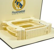 ST009-Real-Madrid-Stadium-Pop-up-greeting-Card-Custom-Design-sport 3D card- Charm Pop (2)