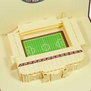 ST010-Westham-United-Stadium-Pop-up-greeting-Card-Custom-Design-sport 3D card- Charm Pop (1)
