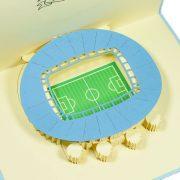 ST011-MCFC-Stadium-Pop-up-greeting-Card-Custom-Design-sport 3D card- Charm Pop (4)