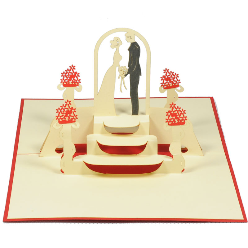 WD003-Couple-in-marriage-ceremony-3d-card-manufacturer-in-vietnam-custom-design-pop-up-greeting-card-CharmPop-wholsale-edit (2)