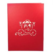 WD005-Wedding-Carriage-d-card-manufacturer-in-vietnam-custom-design-pop-up-greeting-card-CharmPop-wholsale-edit (1)