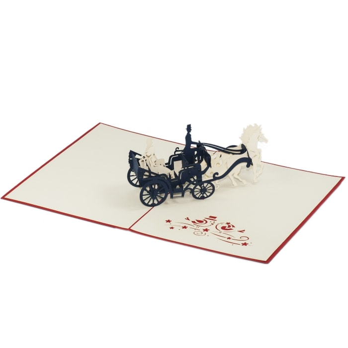 WD005-Wedding-Carriage-d-card-manufacturer-in-vietnam-custom-design-pop-up-greeting-card-CharmPop-wholsale-edit (2)