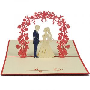 WD023-Wedding-Day-9-d-card-manufacturer-in-vietnam-custom-design-pop-up-greeting-card-CharmPop-wholsale-edit (3)