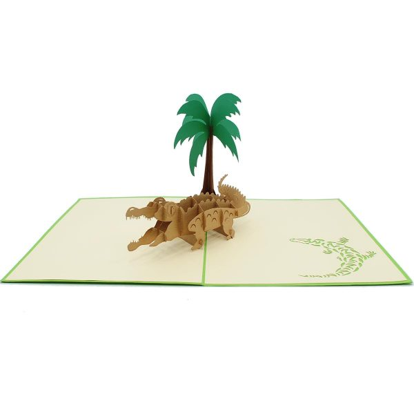 Animal pop up card Custom designs of 3D Kirigami pop up cards