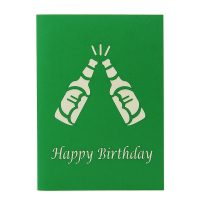Beer packs pop up card-3d greeting card supplier-origami card manufacturer-lpop up card wholesale (3)