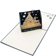 Custom Weihnachten 3D Cards–custom pop up Card manufacture-Charm Pop-Berlin (1)