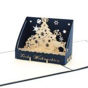 Custom Weihnachten 3D Cards–custom pop up Card manufacture-Charm Pop-Berlin (3)