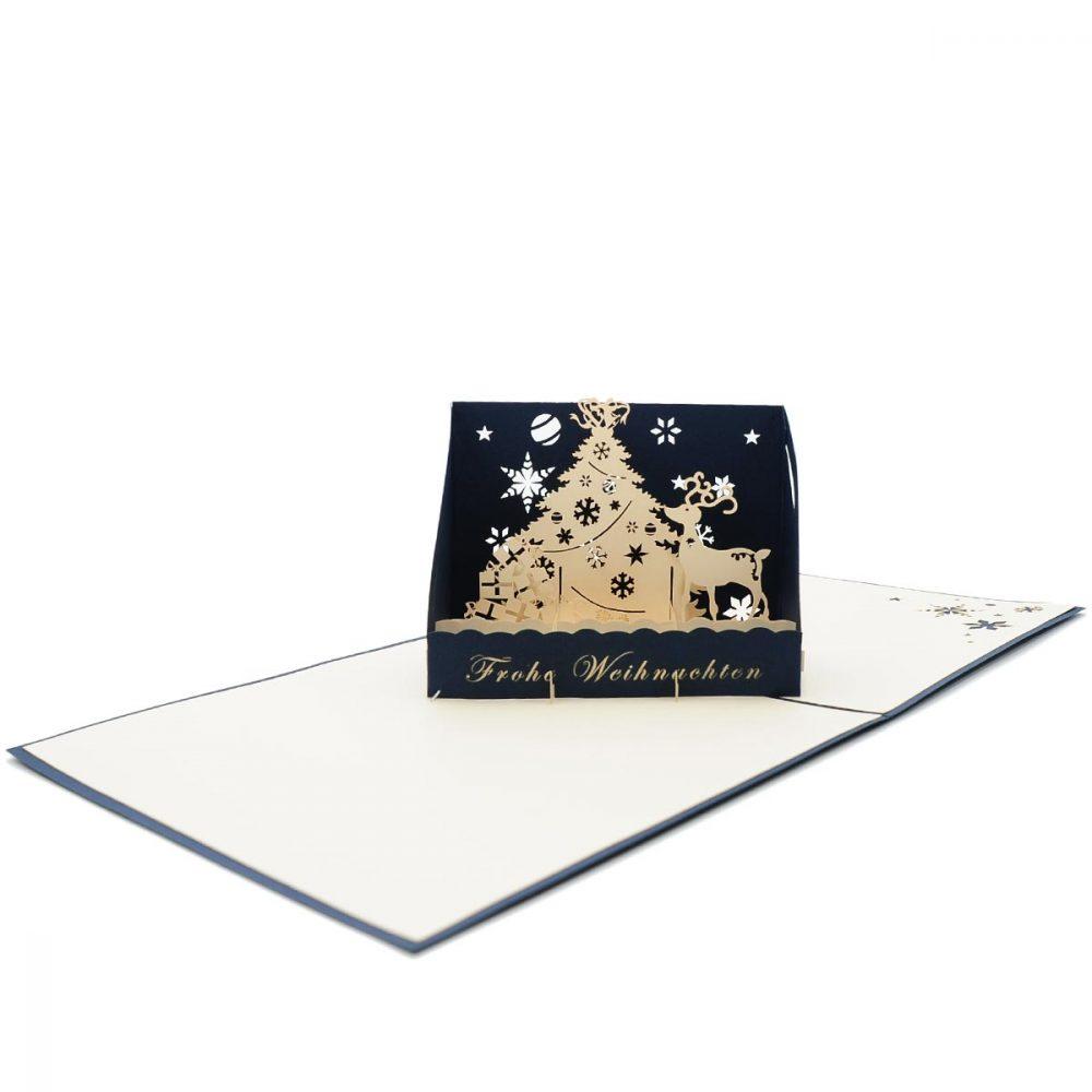 Custom Weihnachten 3D Cards–custom pop up Card manufacture-Charm Pop-Berlin (4)