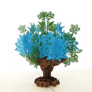 FL006-flower vase 3d card 3-charmpop floral pop up cards-greeting card manufacturer (1)