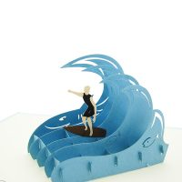 FS052B-Surfing-Holiday Boy-friendship-pop-up-card-gift-pop-up-card-Charm-Pop (1)